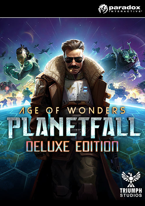 Age of Wonders Planetfall Deluxe Edition MULTi8-ElAmigos
