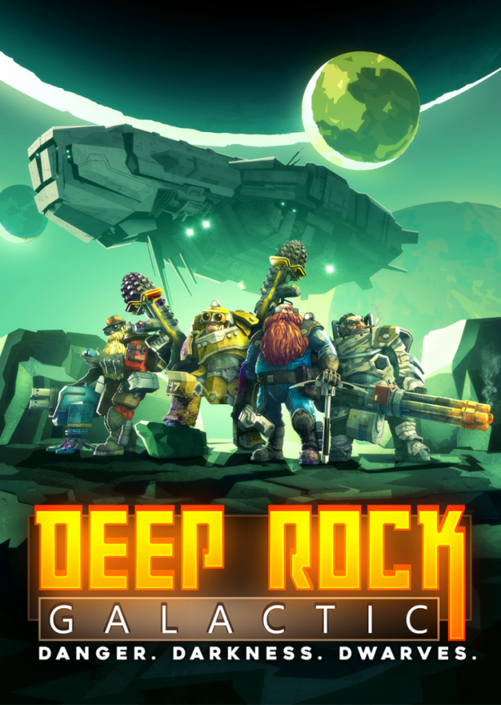 Deep Rock Galactic Deluxe Edition MULTi25-ElAmigos